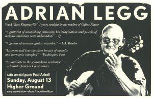 Adrian Legg